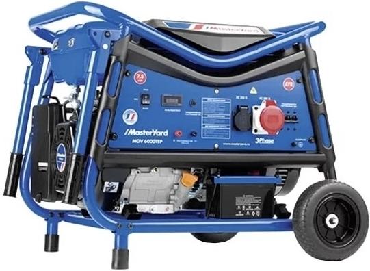 Электрогенератор MasterYard MGV 6000TEP