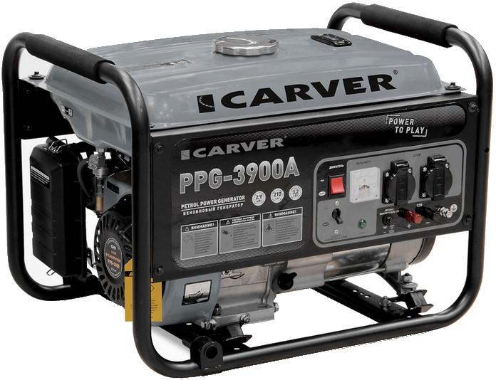 Бензогенератор Carver PPG-3600А