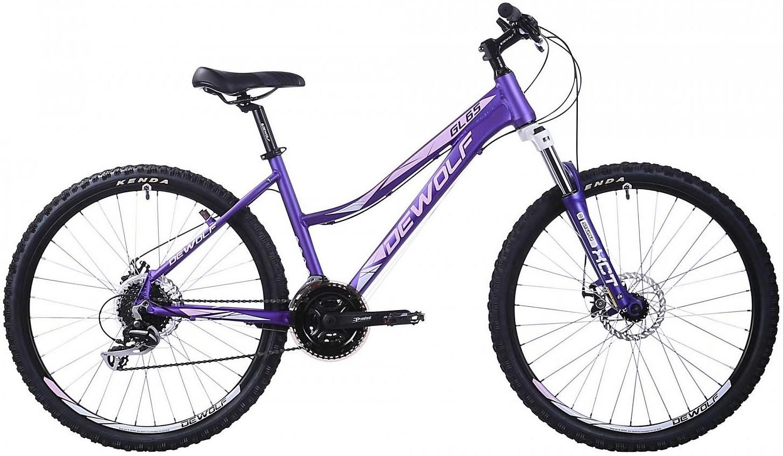 """Велосипед Dewolf GL 65 Violet 26"""""""