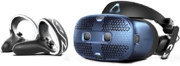 Очки VR HTC Vive Cosmos Blue