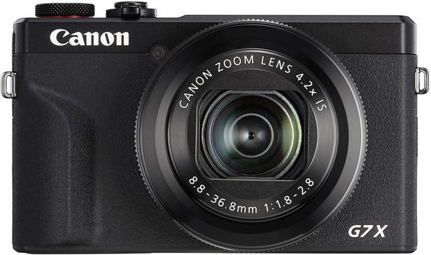 Фотоаппарат Canon PowerShot G7 X Mark I…