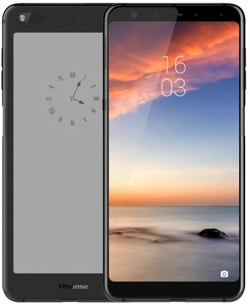 Смартфон Hisense A6 LTE 6Gb 64Gb Black