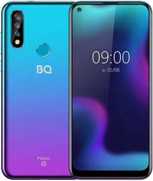 Смартфон BQ 6424L Magic O LTE 3Gb 32Gb Purple