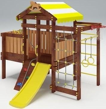 Мир детских площадок Савушка Baby-3 Play