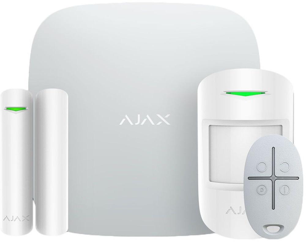 Стартовый комплект Ajax StarterKit White