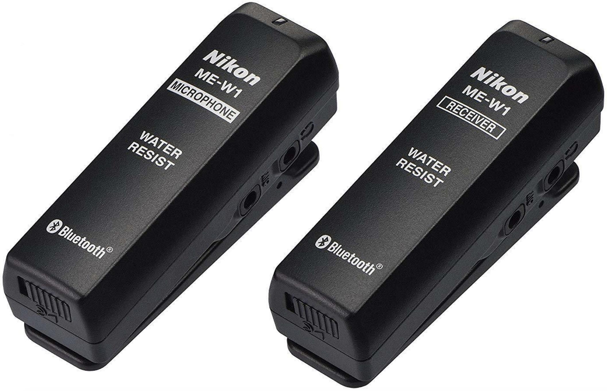 Микрофон Nikon ME-W1