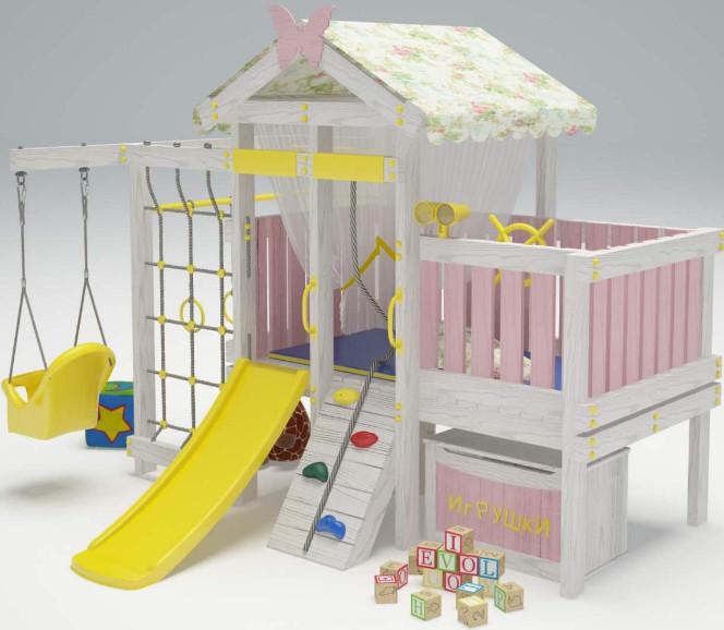 Игровой комплекс Савушка Baby 6