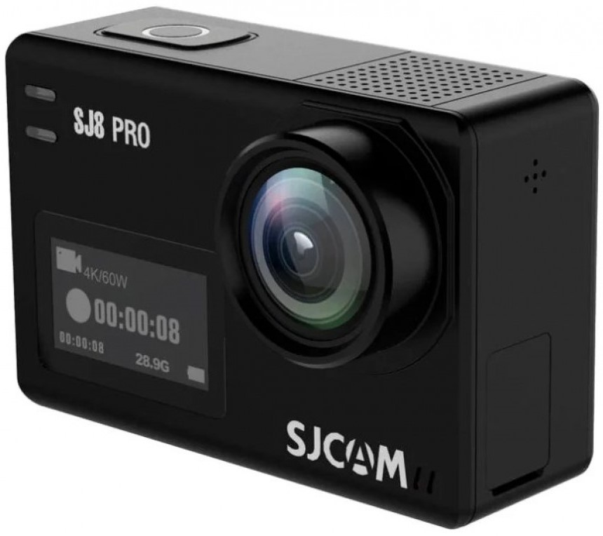 Экшен-камера Sjcam SJ8 Pro Black