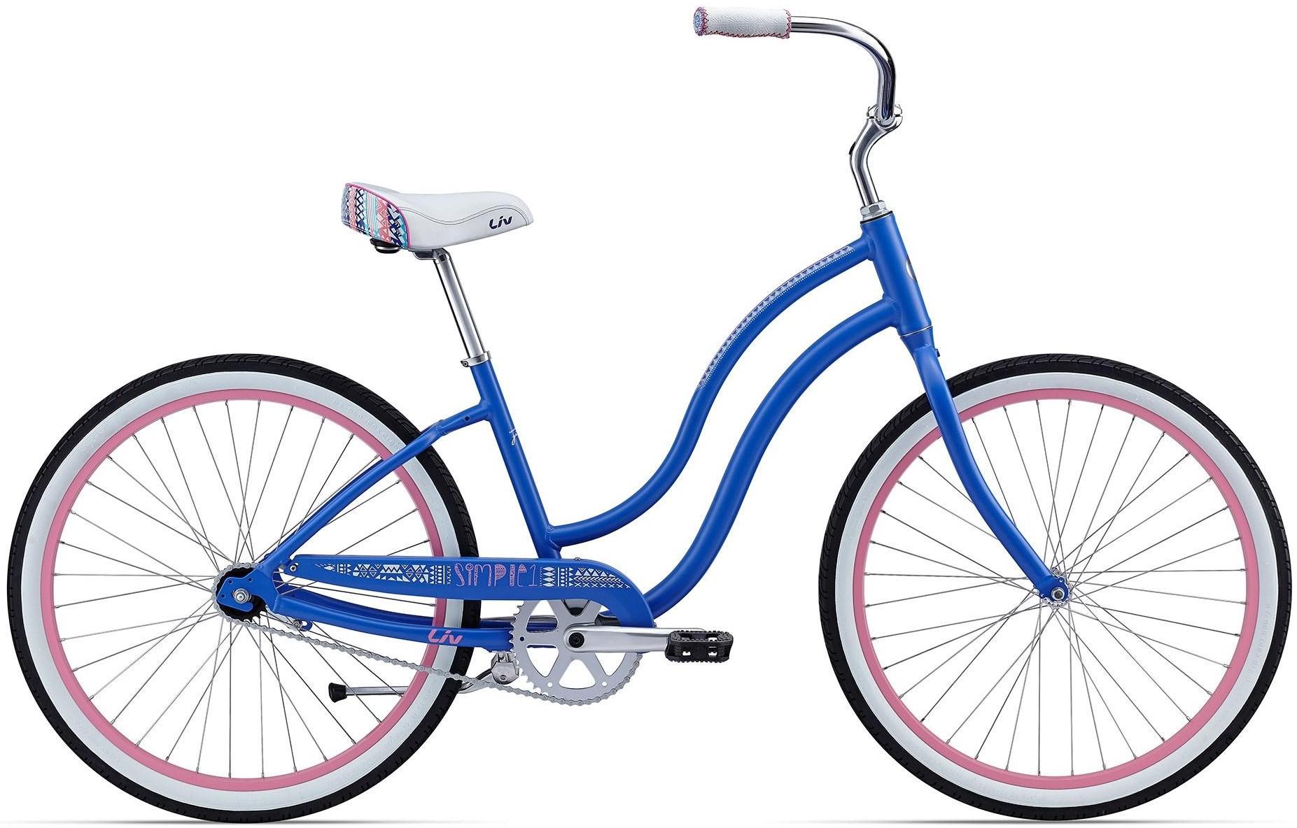 Велосипед Giant Simple Single W Denim 2…