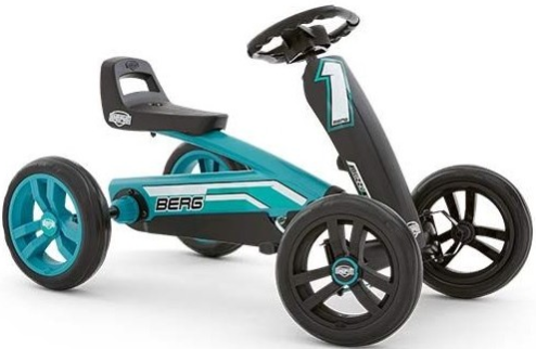 Веломобиль Berg Buzzy Racing Blue