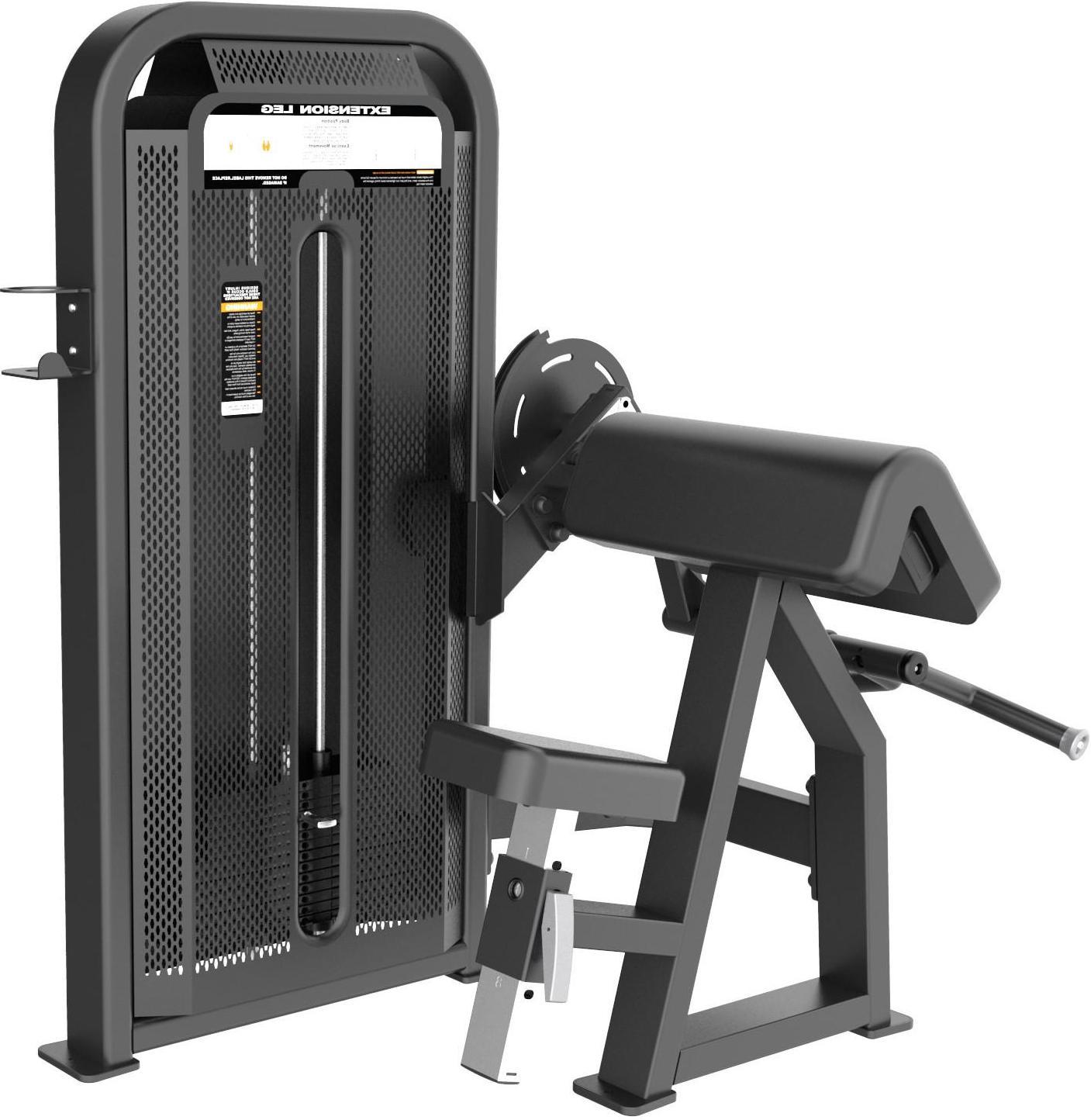 Грузоблочный тренажер DHZ Camber Cur Стек 105 кг E-5030