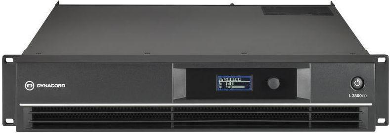 Усилитель мощности Dynacord C1800FDI