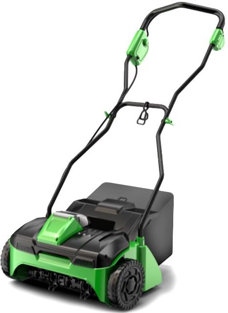 Скарификатор Greenworks G40DT30K4