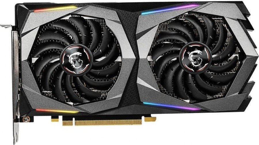 Видеокарта MSI GeForce RTX 2060 Gaming Z 6Gb