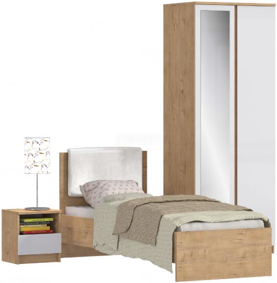 Спальня Столплит Веста 126-435-957-0000 дуб бунратти