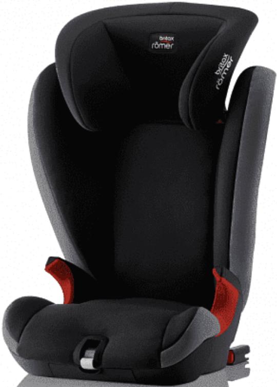 Автокресло Britax Roemer Kidfix SL Black Ash (15-36 кг)