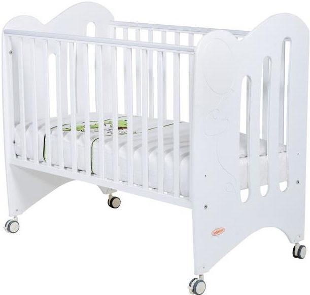 Кроватка Papaloni ЦБ-00010307 белый