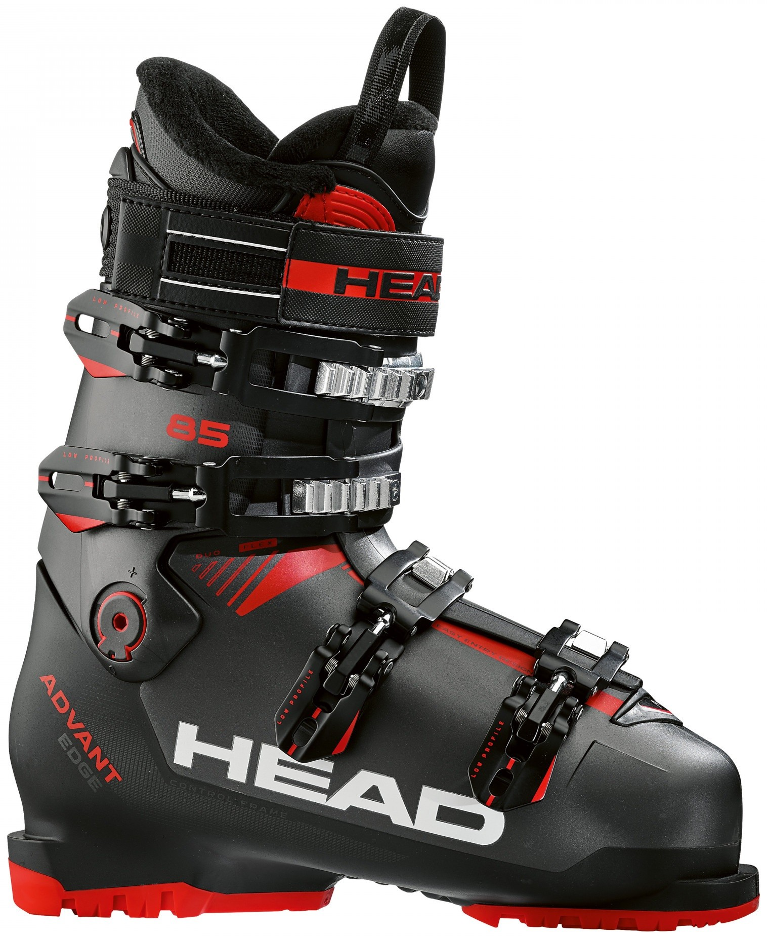 Ботинки Head Advant Edge 85 (2019/2020) Anthracite/Black/Red 28.5 см