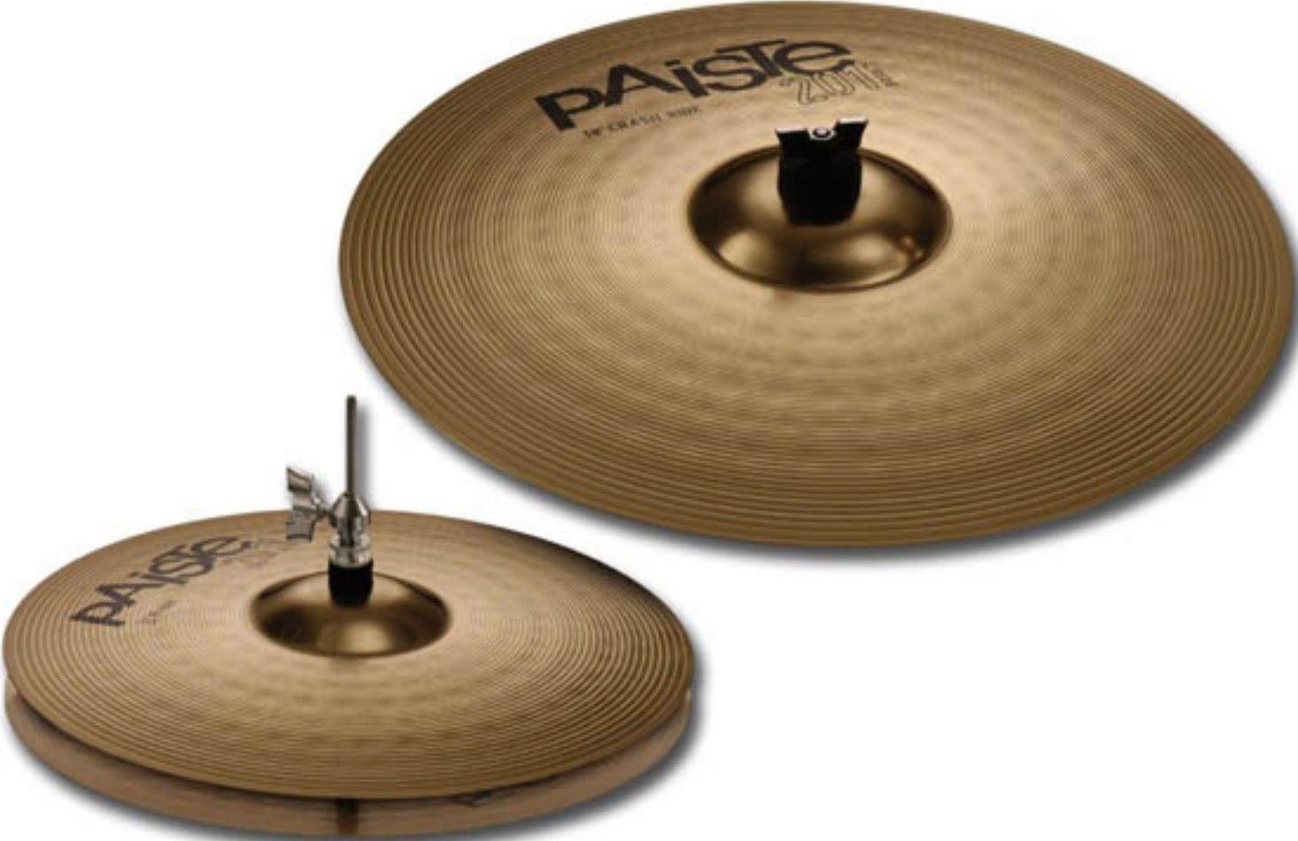 """Комплект тарелок Paiste 201 Bronze Essential Set 14/18"""""""