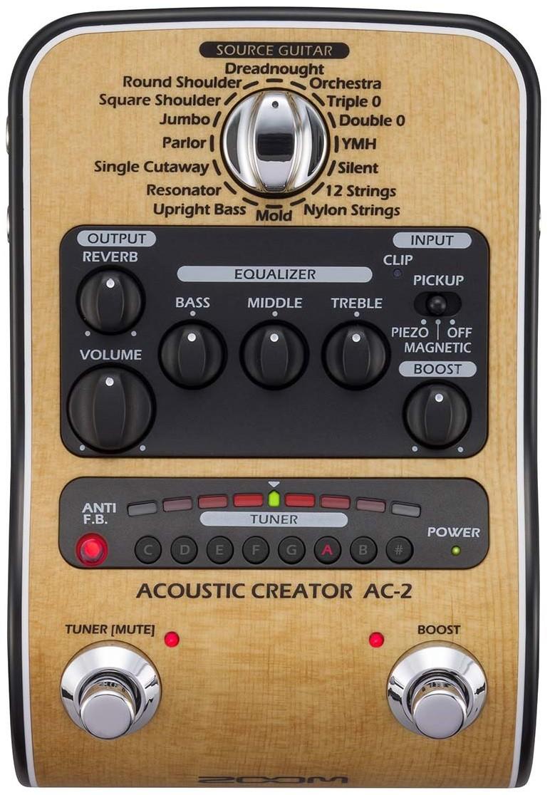 Процессор эффектов Zoom AC-2