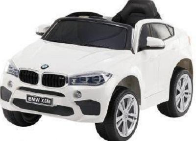Электромобиль ToyLand BMW X6M Mini White