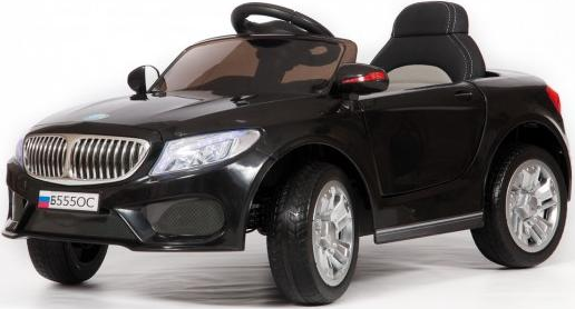 Электромобиль Barty BMW Б555ОС Black