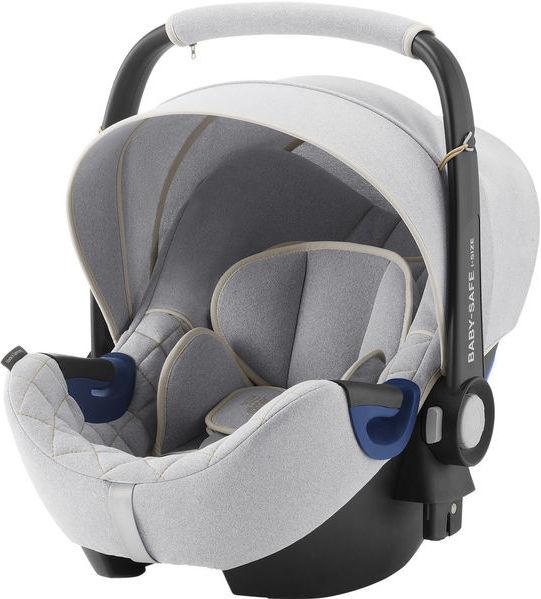 Автокресло Britax Roemer Baby-Safe2 i-Size Nordic Grey (0-13 кг)