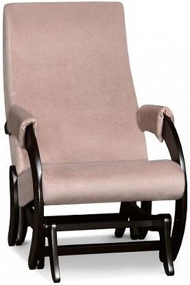 Кресло-качалка Цвет Диванов Алькор какао 60x89x96 см