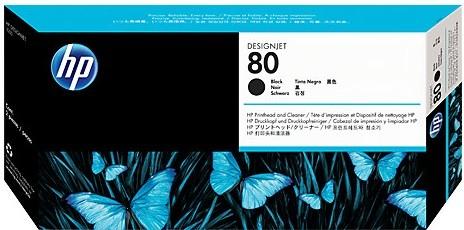 HP C4820A Black