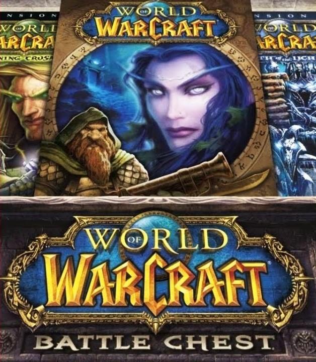 Игра World of Warcraft: Battle Chest PC европейская версия