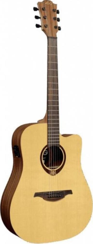 Акустическая гитара LAG GLA T70DCE