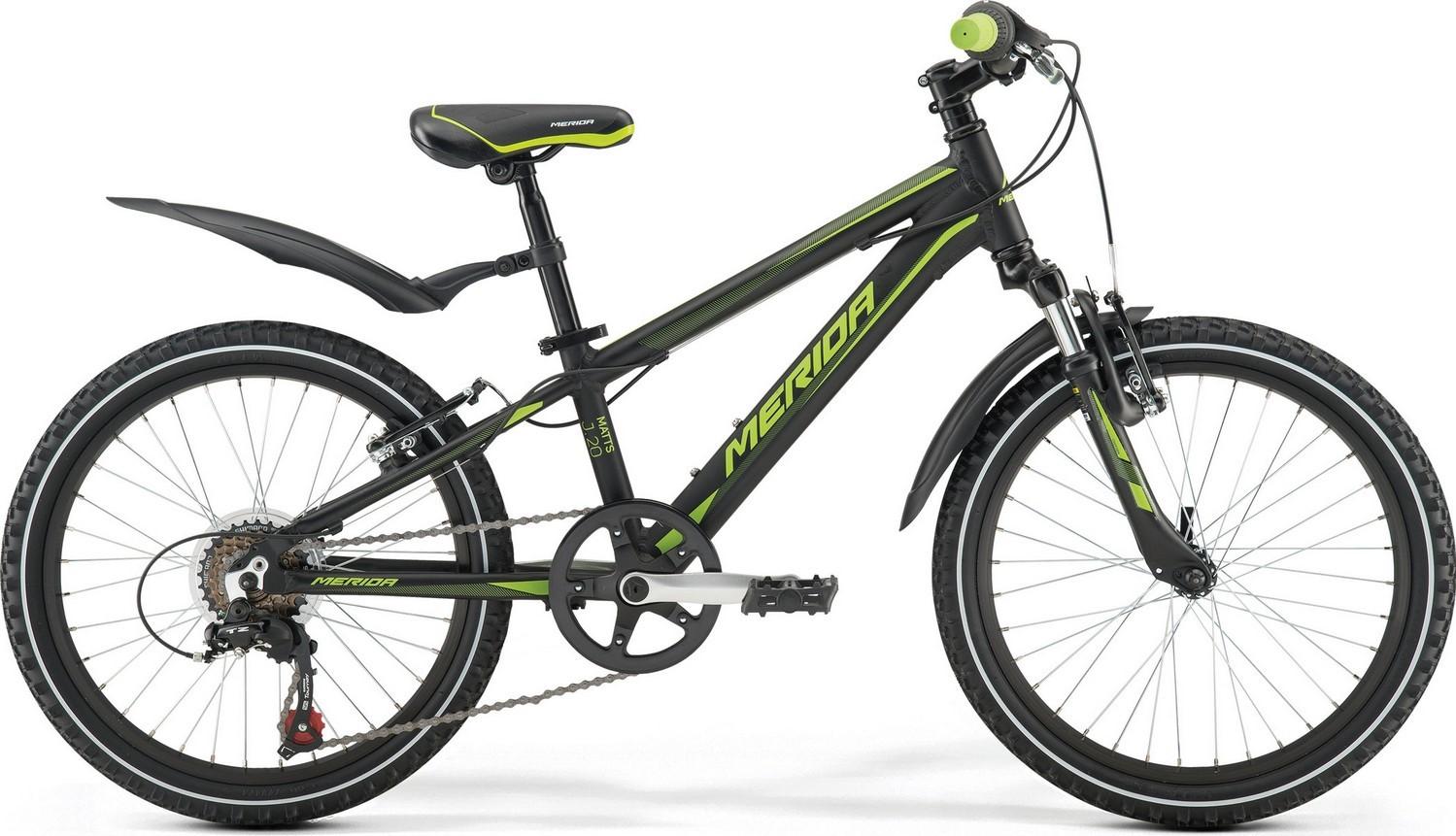 Велосипед Merida Matts J20 Boy (2017) с…