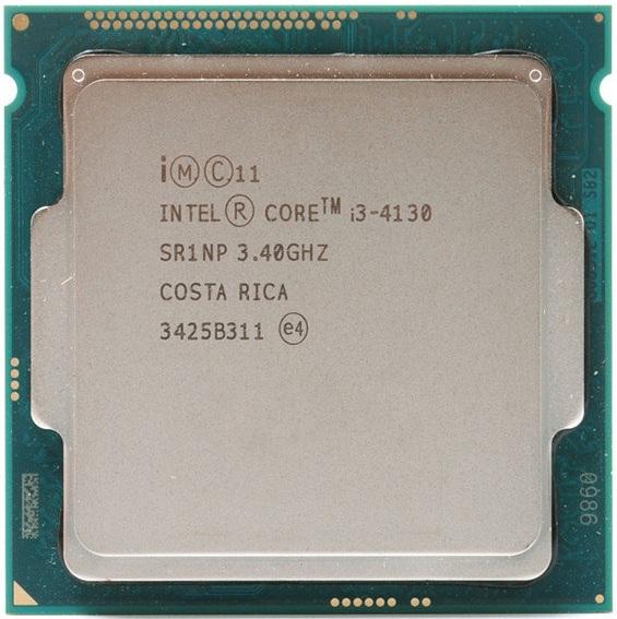 Процессор (CPU) Intel Core i3-4130 3.4GHz OEM