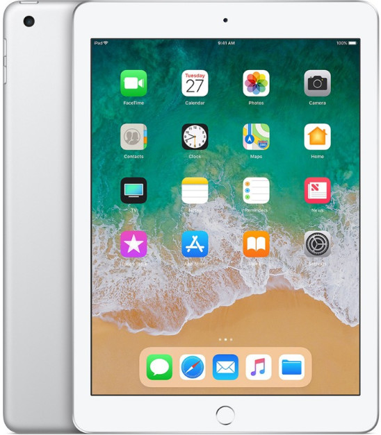 "Планшет Apple iPad (6) 2018 9.7"" Wi-Fi + Cellular 32Gb Silver"