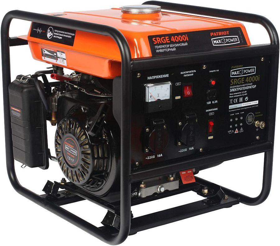 Электрогенератор Patriot MaxPower SRGE4…