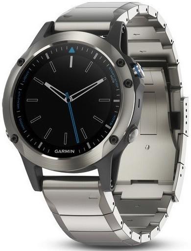 Умные часы Garmin Quatix 5 Sapphire Sil…