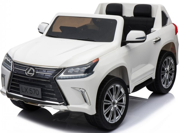 Электромобиль Barty Lexus LX 570 White …