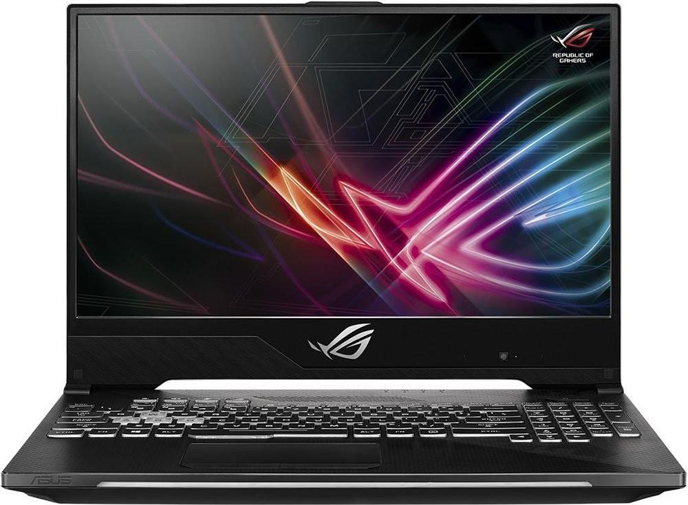 "Ноутбук Asus ROG GL504GV-ES106T 15,6""/2,2GHz/16Gb/1Tb/512GbSSD/RTX2060/W10 Grey"