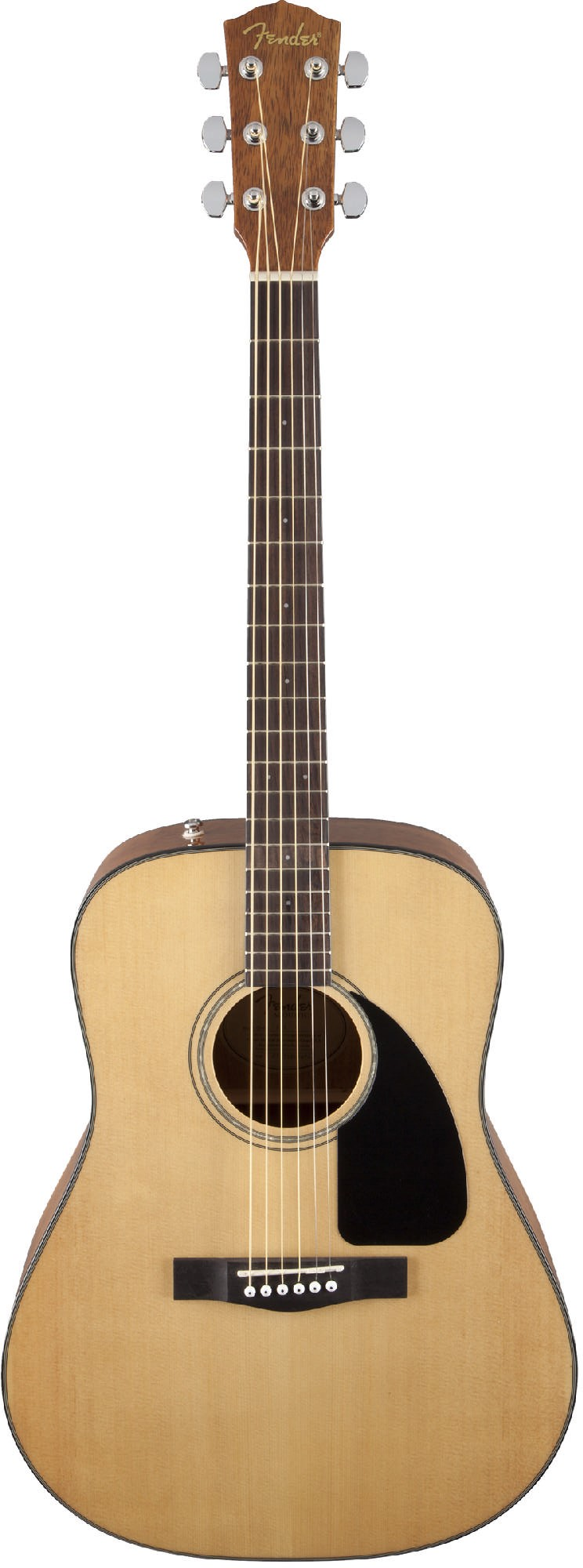 Акустическая гитара Fender CD-60 DreadV3 DS Nat WN