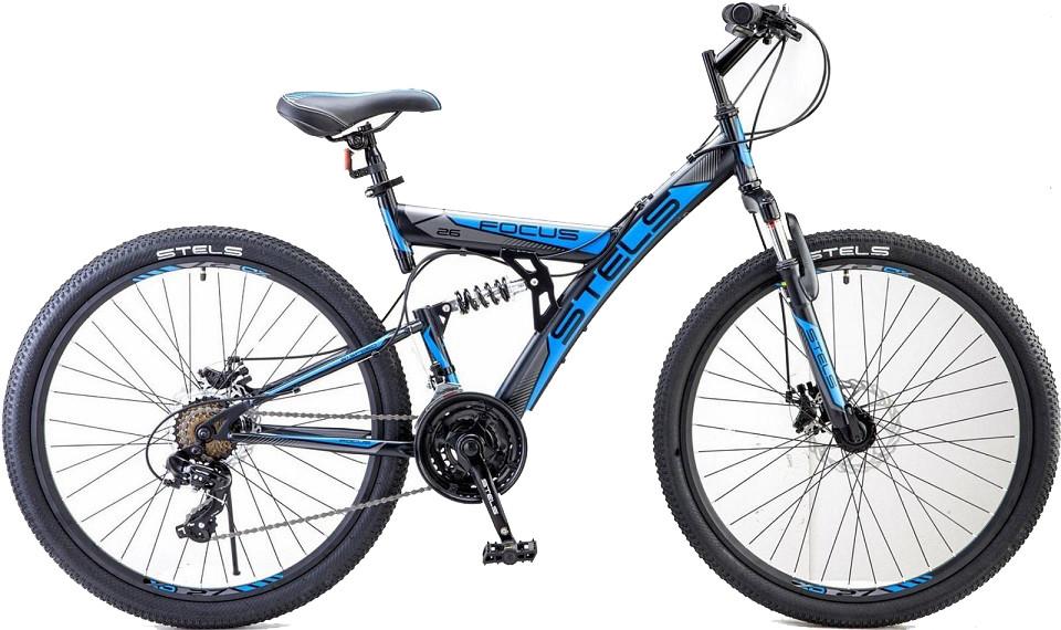Велосипед Stels Focus MD 26 21-sp V010 …