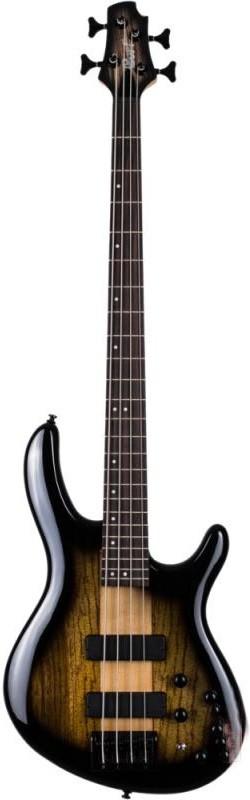 Бас-гитара Cort C4-Plus-ZBMH-TBB