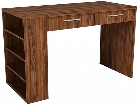 Письменный стол Цвет Диванов Вейла В-48 орех каннеро 120x55x75 см