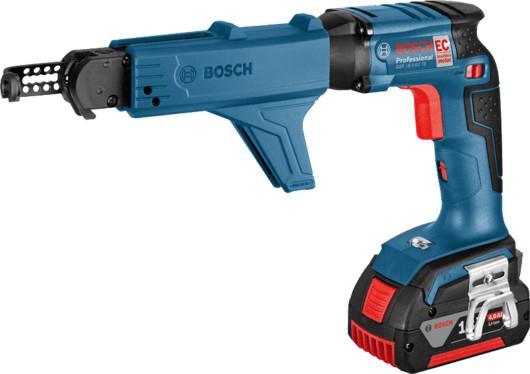 Шуруповерт Bosch 06019C8006 + MA 55