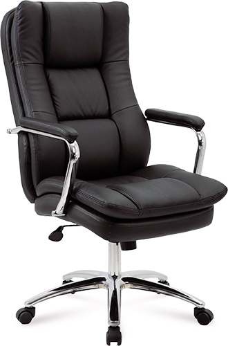 Кресло руководителя Brabix Amadeus EX-507 черный