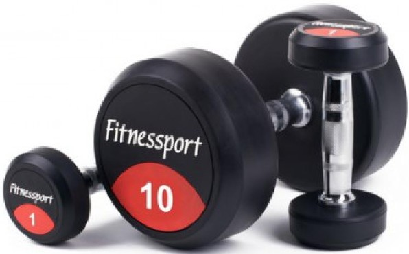FitnesSport FDS-10 10 пар 2,5-25 кг