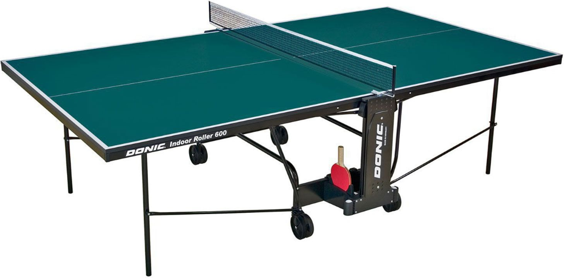 Теннисный стол Donic Indoor Roller 600 Green