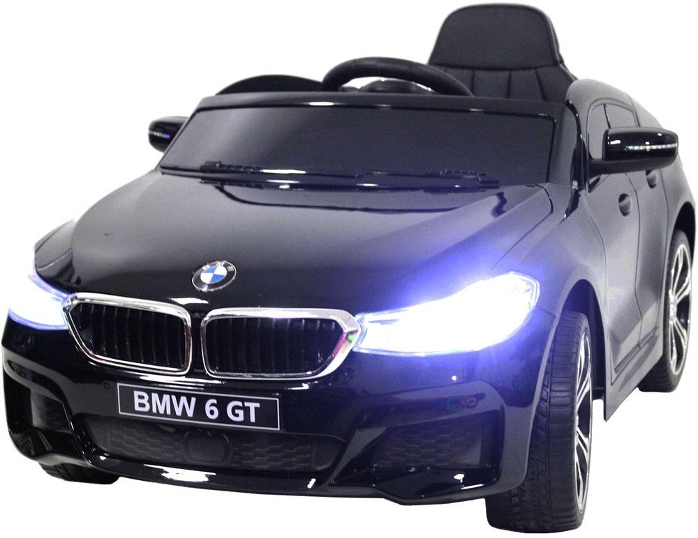 Электромобиль ToyLand BMW 6 GT Black