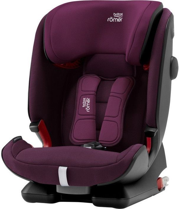 Автокресло Britax Roemer Advansafix IV R Burgundy Red (9-36 кг)