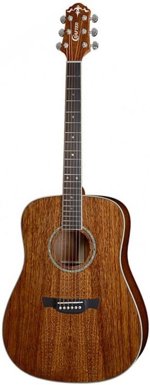Акустическая гитара Crafter D-8 MH/BR