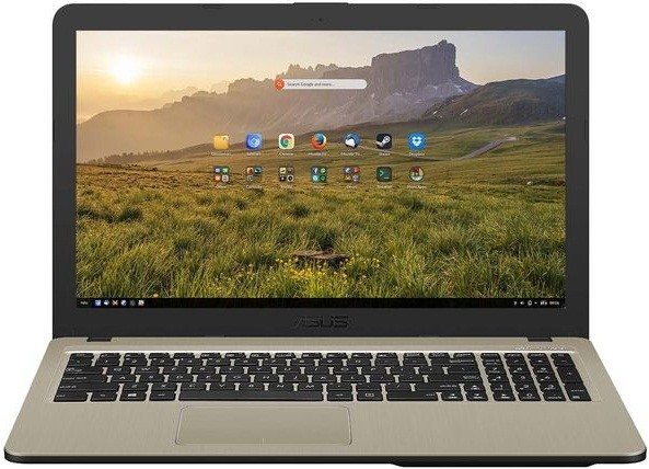 "Ноутбук Asus F540BA-GQ677 15,6""/2,3GHz/4Gb/256GbSSD/Linux Black"
